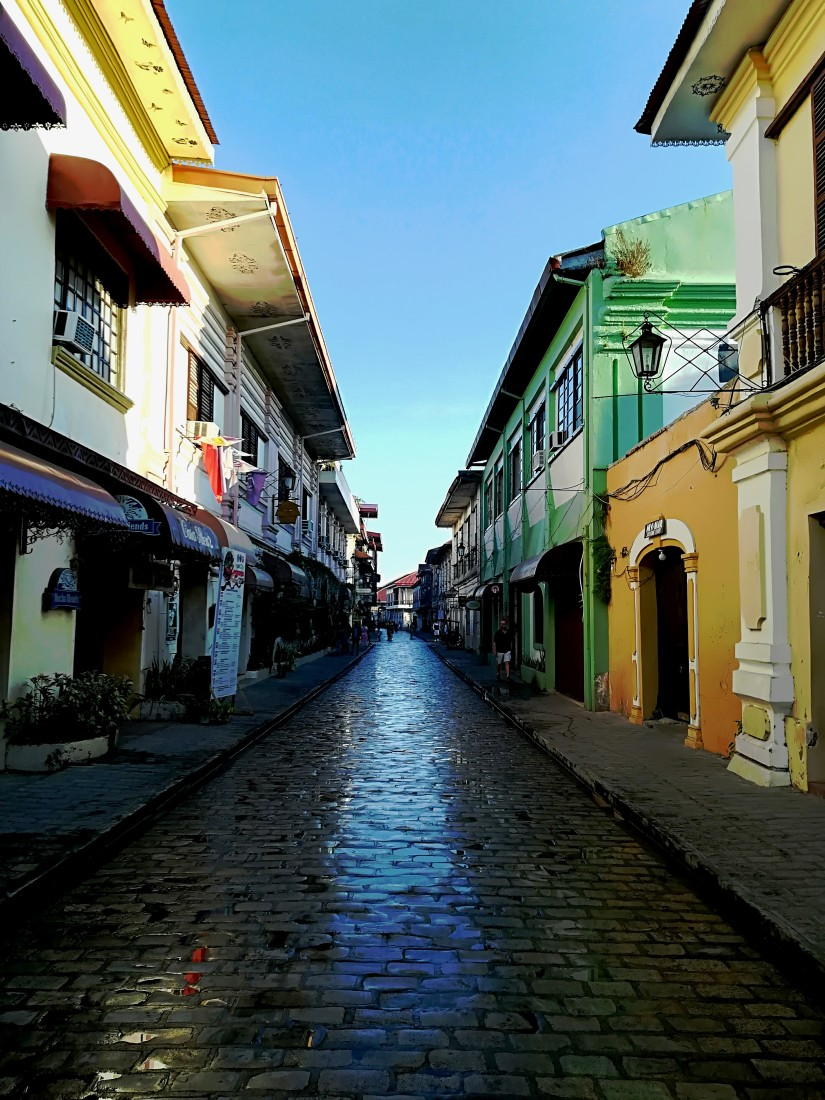 Calle Turística de Vigan