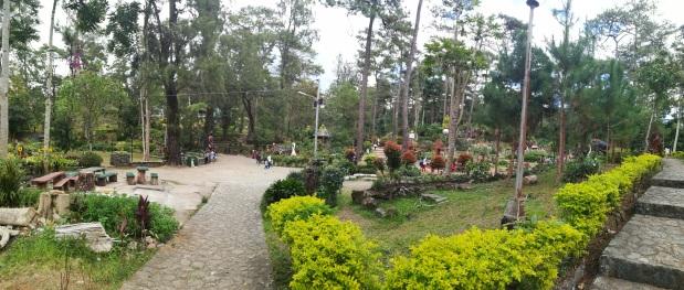 Parte central del Parque