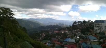 Vista desde el Convento