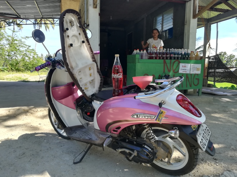 My Pink moto