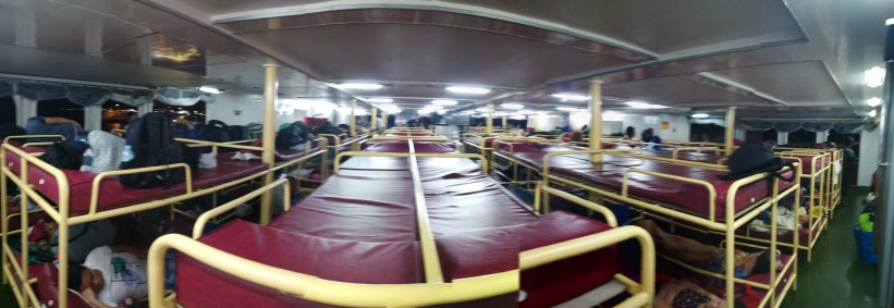 Ferry cama