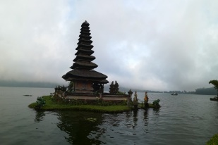 Templo Danao Beratan
