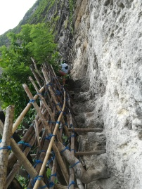 Camino de acceso