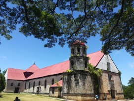 Exterior de la Iglesia
