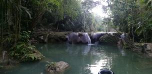 Cascadas de Locong