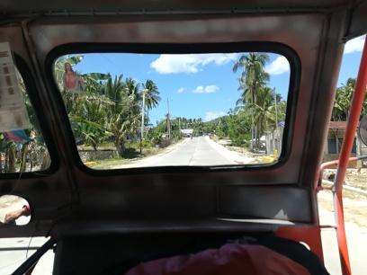 Camino del Ferry en triciclo