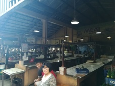 Mercado en Jagna