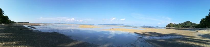 Zona de Silbaltan Cara Este de la isla