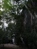 Cueva con restos arqueologicos en New Ibajay