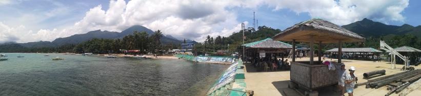 Realmente como se ve la playa de Sabang