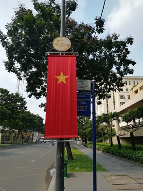 Bandera Vietnamita