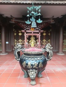 Minh Thanh Templo