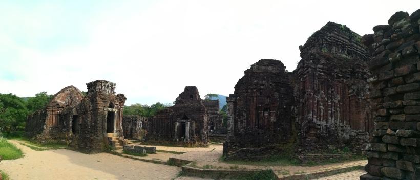 Conjunto de las ruinas