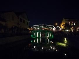 El puente más famoso de Hoi An