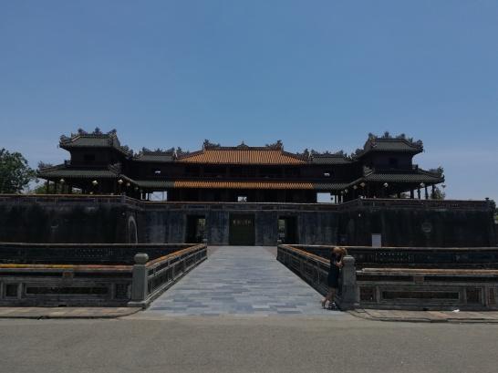 Entrada de la Ciudad del Emperador