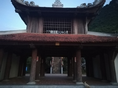 parte baja del Templo