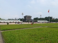 Mausoleo de Ho Chi Mind
