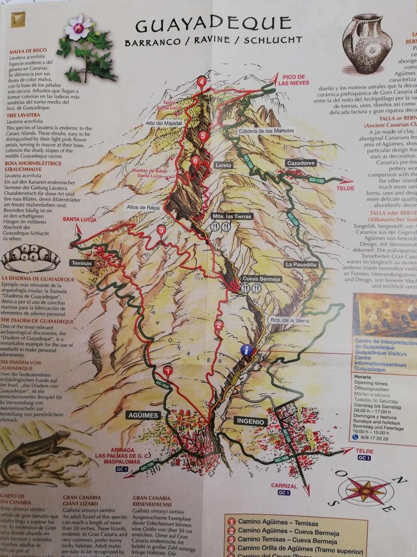 Mapa del tríptico