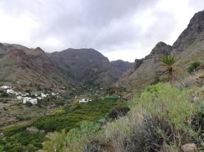El fondo del valle