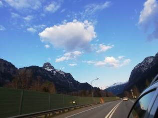 Entrando en Austria