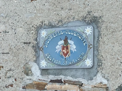 Placa del refu antiguo
