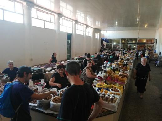 Mercado de Zugdidi