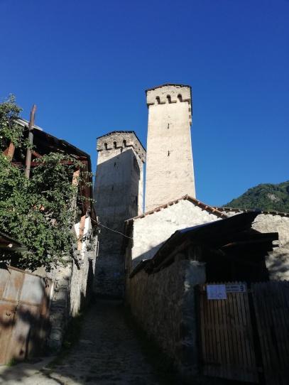 Torres de Mestia